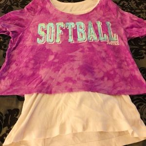 Softball 🥎 Shirt Size 14